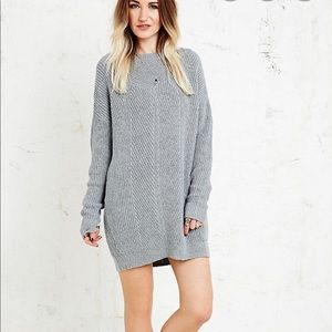Urban Outfitters Kimchi Sweater Dress